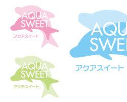 AQUA SWEETロゴマーク
