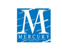MERCURYロゴマーク