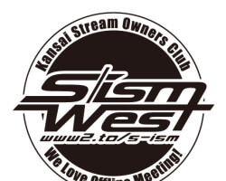 S/ism Westロゴマーク